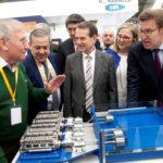 La Xunta lanza una línea de crédito para la industria auxiliar naval de 1 millón de euros