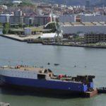 Cinco empresas vascas visitan el astillero finlandés Meyer