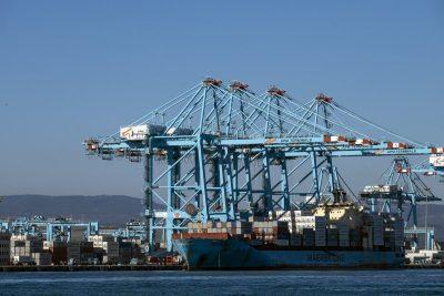 El Puerto de Algeciras sube el movimiento total un 9,5 % en el primer cuatrimestre