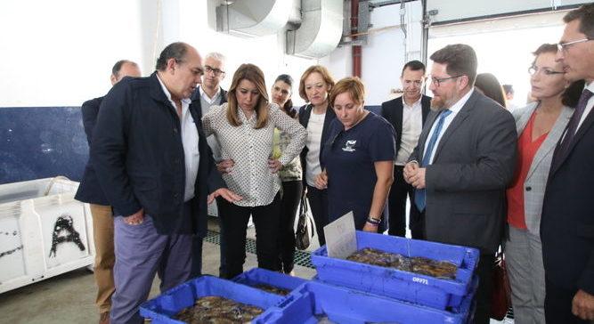 Los armadores de Almería recogen firmas por la supervivencia de la pesca de arrastre