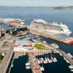 El tráfico total del puerto de Vigo arroja un acumulado del 4,09 % de crecimiento de tráfico