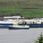 Impiden la salida en Perú del buque factoría más grande del mundo