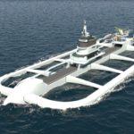 Lanzan un proyecto pionero de acuicultura oceánica en Chile, el Ocean Arks Tech
