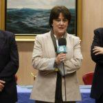 Alicia Villauriz  vuelve al cargo de Secretaria de Pesca Marítima