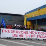 Movilización en Francia contra la obligación del desembarque