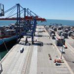 Los puertos de Málaga y Barcelona se hacen con la compra de nuevas grúas