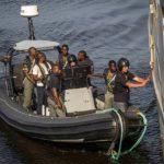Gabón lanza una ofensiva contra la pesca ilegal con dos barcos apresados