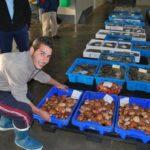 La ONCE dedicará 22 millones de cupones a impulsar el consumo de pescado