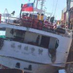 Apresado el primer barco por no cumplir las condiciones laborales ni sanitarias