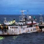 Premio por frenar la Pesca Ilegal para España en Tailandia