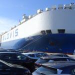 Pasajes, Santander y Sagunto ocupan la primera posición en logística para la automoción