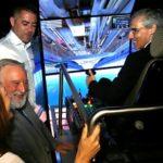 El Puerto de Vigo presentó su simulador de operaciones portuarias