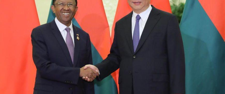 Un acuerdo entre Madagascar y China incluirá la llegada de 330 buques a la costa africana