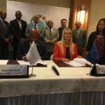 La Unión alcanza compromisos de gobernanza internacional con Africa e India