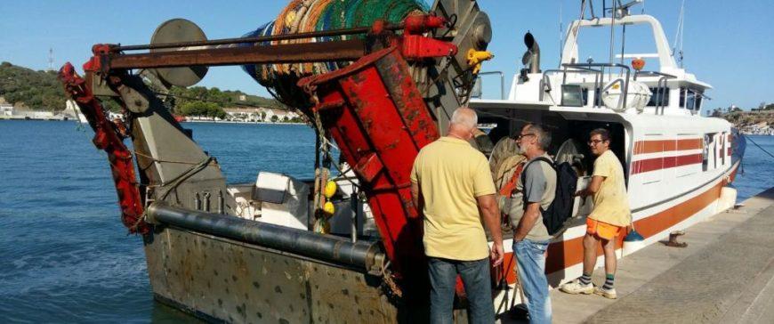 Pescadores del Mediterráneo denuncian la posición dogmática de Oceana