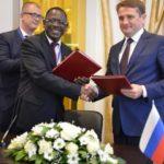 Rusia y Guinea ha firmado un acuerdo de pesca y acuicultura