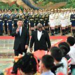 El 90 por ciento de la flota de Ghana es propiedad de Chima