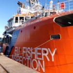 La Agencia de Control de la Pesca muestra los hitos de sus diez años de trabajo