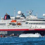 La naviera Hurtigruten encarga el tercer barco híbrido a la constructora Kleven