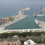 El Puerto de Málaga alcanzó un movimiento de 2,5 millones de toneladas de enero a octubre