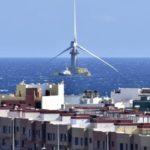 Un nuevo sistema optimiza la transmisión eléctrica de los parques eólicos marinos