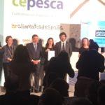 Europa Azul, finalista por segunda vez en los premios de Cepesca