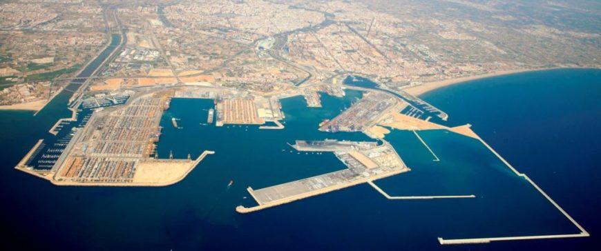 Valencia será el primer puerto europeo en usar energía del hidrógeno en sus terminales