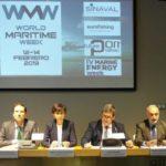 La World Maritime Week  abre sus congresos y feria con más de 100 empresas