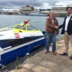 Efinor suministrará cinco buques de limpieza al Canal de Suez