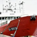Los buques vascofranceses vuelven a Concarneau para realizar su descargas