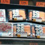 Mercadona suministrará desde León sushi recién hecho a todo el Noroeste español