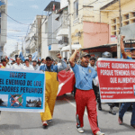 La temporada de anchoveta peruana se cerrará con un 35 % de cuota capturada