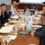 Empresarios acuícolas internacionales se interesan por Andalucía para desarrollar proyectos