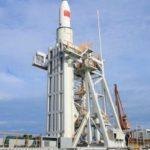 China lanza un cohete espacial desde el mar
