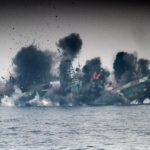 Indonesia ha hundido 516 buques desde 2014 por practicar pesca ilegal