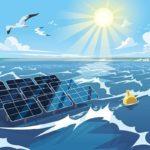 Un innovador proyecto de energía solar offshore combinará la fotovoltaica con acuicultura y eólica en Bélgica