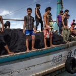 El trabajo en la mar en muchos barcos asiáticos representa la esclavitud moderna