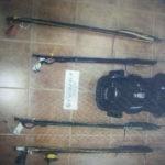 Decomisan en Algeciras un autopropulsor submarino no autorizado para pesca submarina