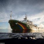 Greenpeace ha lanzado una expedición científica para impulsar el tratado global de los oceános