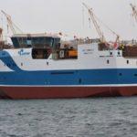 Nueva botadura en el activísimo Astilleros Armón de Vigo