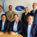 Garat muestra en Argentina la necesidad de tomar medidas en la milla 201 del Atlántico Sudoccidental
