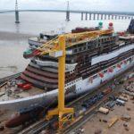 La Comisión investiga la compra del astillero Chantiers l´Atlantique por Fincanteri