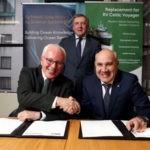 Armón construirá un buque de investigación para el Marine Institute de Irlanda