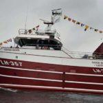 Nodosa entrega el Good Hope, gemelo del  Neetlje construido por el astillero gallego