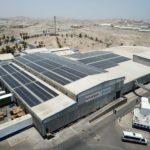 Nueva Pescanova inicia en Namibia la transición energética en una de sus plantas fotovoltaica