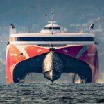 El catamarán más avanzado del mundo de Naviera Armas ha sido premiado por Baird Maritime