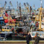 El cierre de fronteras produce un desastre financiero  a los pescadores británicos