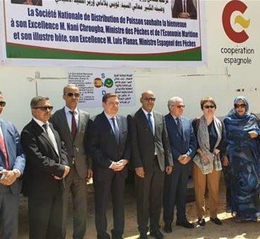 Planas llama a alcanzar un acuerdo satisfactorio con Mauritania