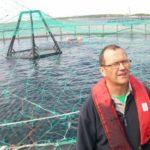 El salmón ecológico es la tercera especie para consumida en la Unión Europea