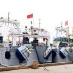 China envia flota a Senegal y Guinea Bissau para explotación de sus recursos